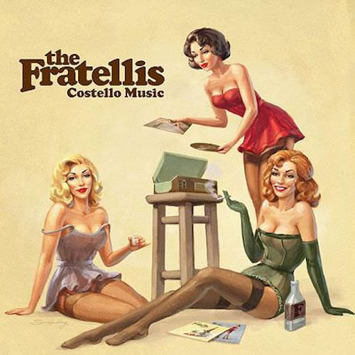 The Fratellis' Costello Music