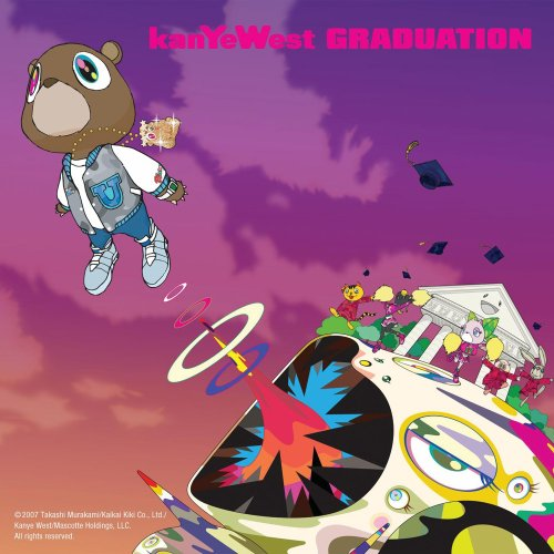The Graduation Cover